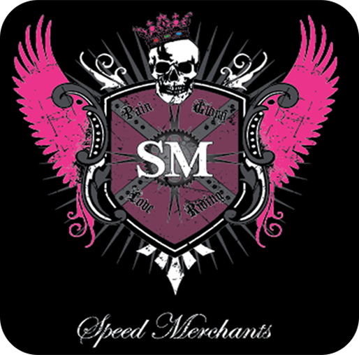 Speed Merchants Logo
