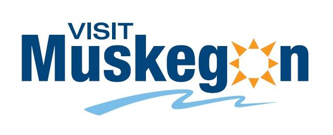 Visit Muskegon logo