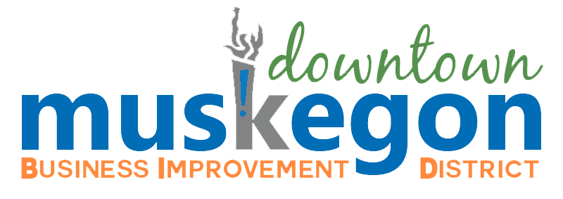 Downtown Muskegon logo