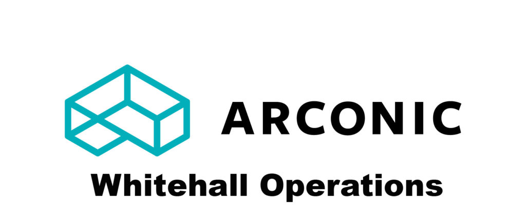 Arconic Whitehall Operations Logo
